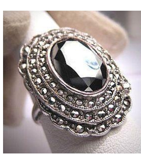What Is A Sterling Silver Marcasite Ring004 1